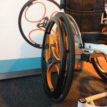 Orange Loopwheels