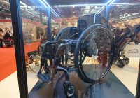 Carbon Quickie Wheelchair Prototype
