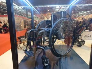 New Quickie Wheelchair Ultralight Wheelchair