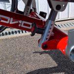 Genny Mono R seat adjustment
