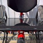 Genny Mono R - carbon fibre seat