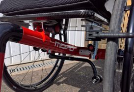 Genny Mono R - under seat