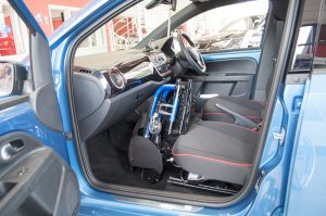 Champion SK in Seat Mii