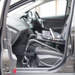 K-Series on car front seat