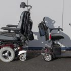 Electric Wheelchair and Scooter