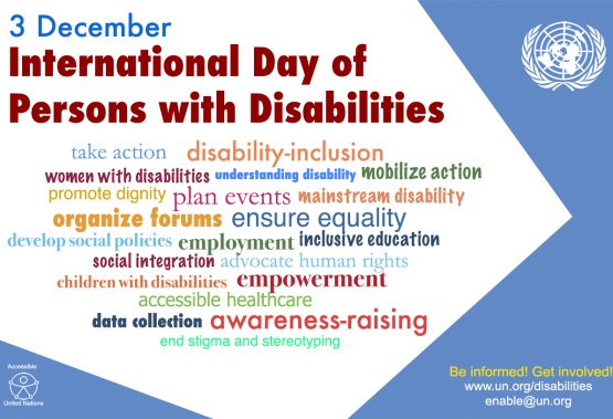 International Day of Disability