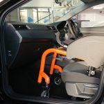 Progeo Joker R2 - on the front seat