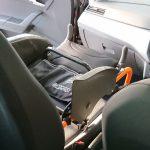 Progeo Joker R2 - in the car - door open