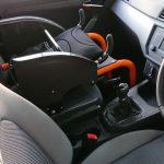 Progeo Joker R2 - in the car