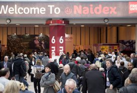 Manufacturers Focus at Naidex44