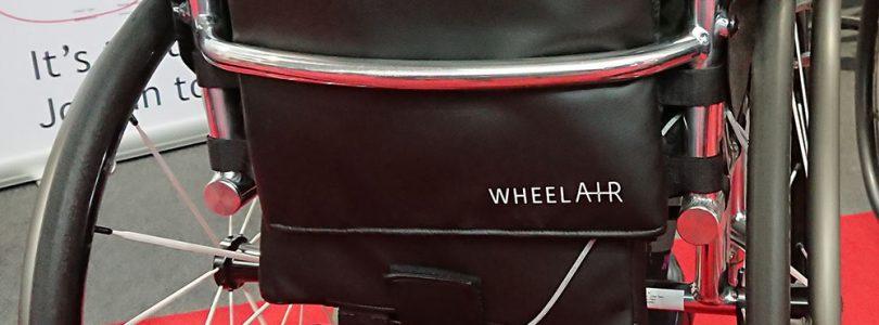 wheelAIR at Naidex44