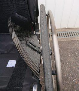 RGK Tiga FX folding fender