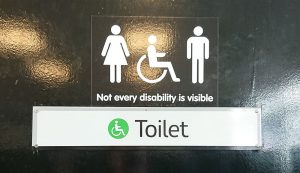 Managing at a big show - toilets