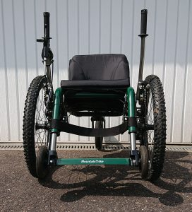 Mountain Trike front view