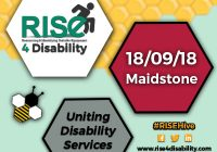 RISE4Disability Maidstone - 18 Sept 2018