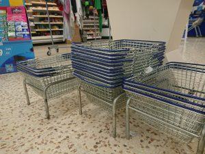 Supermarket Baskets