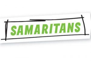 Talking to the Samaritans